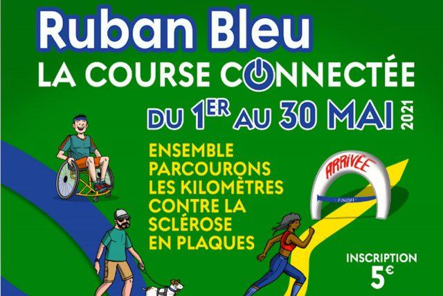 Ruban Bleu – La Course Connectée